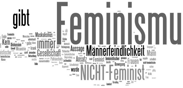 Feminismus - Bundesforum Männer - Misandrie - NICHT-Feminist