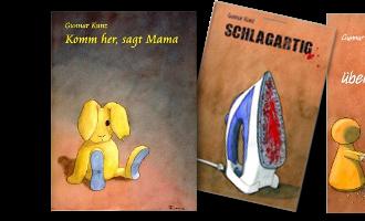 Gunnar Kunz: Die Welt seiner Bücher