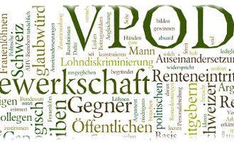 Schweiz: Rentenalter – Rede vor dem nationalen Kongress der VPOD