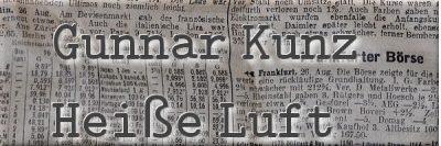 NICHT-Feminist - Header - Gunnar Kunz, heiße Luft