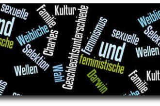 NICHT-Feminist - Header - Feminismus, Selektion. Geschlechterunterschiede