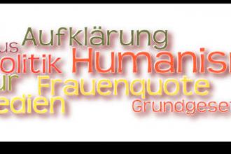 Humanismus statt Feminismus