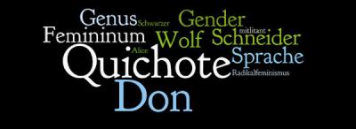 NICHT-Feminist - Header - Sprache, Gender, Genus, Femininum