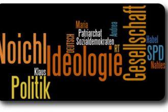NICHT-Feminist - Header - Politik, Ideologie, Noichl