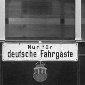 2. Weltkrieg: Züge nur für Deutsche – NICHT-Feminist