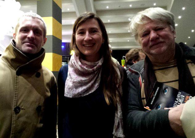 "Jeff ""inversionsuicide"" – Karen Mac Fly – Bernhard Lassahn - Faktum - Berlin"