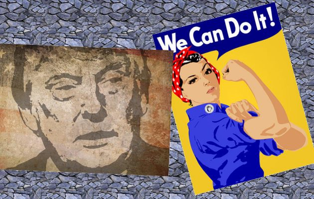 Trump versus Feminism - Faktum