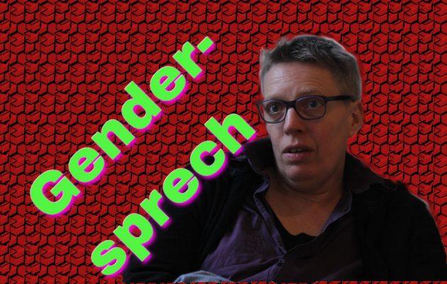 Antje Lann Hornscheidt - Gendersprech - Gender Mainstreaming - Faktum Magazin