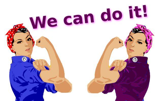 Feministenkrieg - We can do it - Faktum Magazin