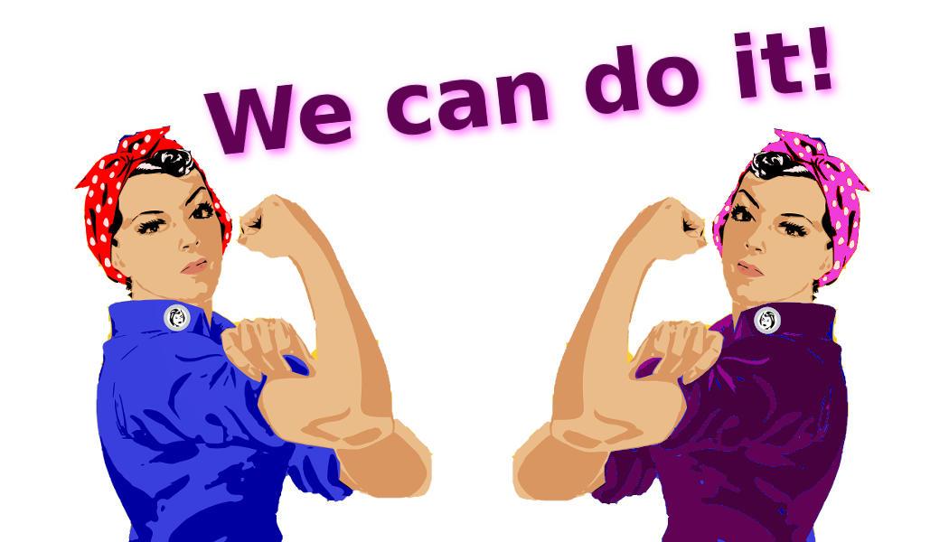 Feministenkrieg - We can do it - Faktum Magazin