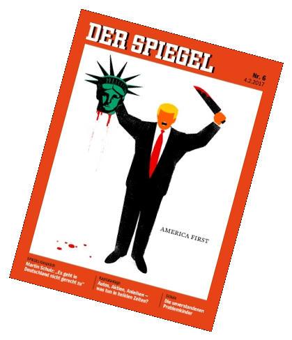 Tichys einblick warum flippen medien aus faktum magazin for Spiegel cover 2017