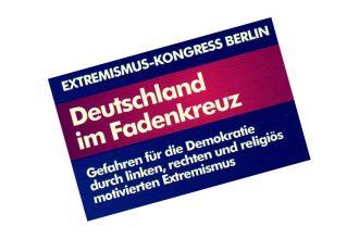 Extremismus-Kongress Berlin - Faktum Magazin