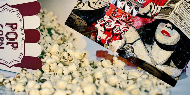 Movie - Popcorn - Propaganda - Faktum Magazin