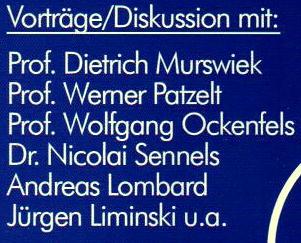 Extremismus Kongress Berlin - Vorträge - Faktum Magazin