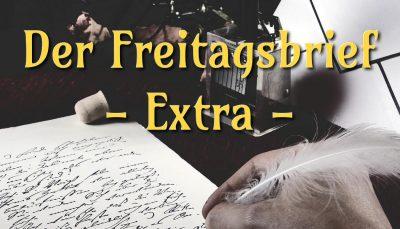 Der Freitagsbrief - Extra - Faktum Magazin