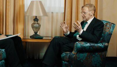 Professor Dr. Günter Buchholz - Faktum Magazin