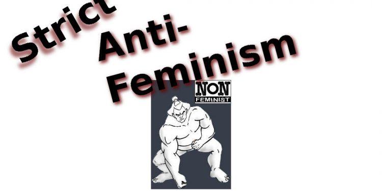 Strict Anti-Feminism - SAF - Faktum Magazin