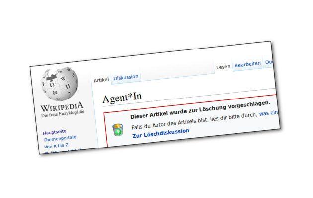 Wikipedia - AgentIn - Faktum Magazin