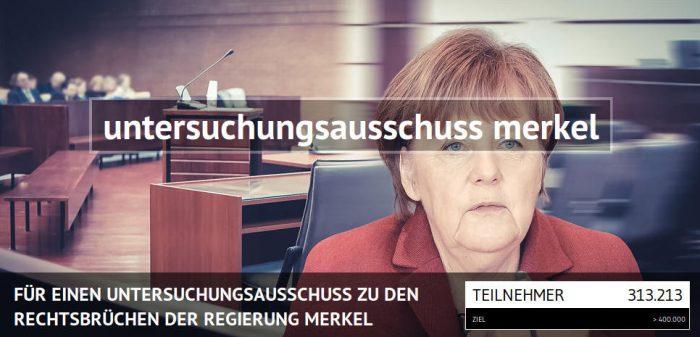 Untersuchungsausschuss Merkel