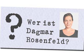 Journalismus: Wer ist eigentlich Dagmar Rosenfeld?