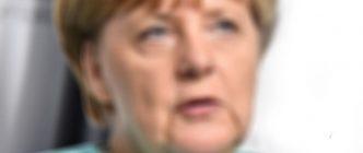 Angela Merkel – keine Huldigung