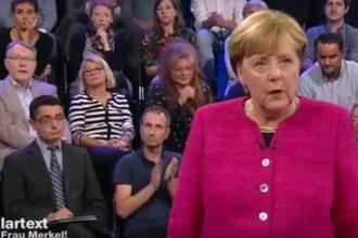 """Staatsfernsehen: Volksverarsche – kein """"Klartext, Frau Merkel"""""""