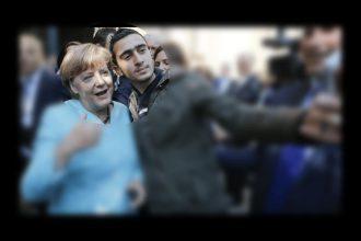 Die Bundeskanzlerin und die Flüchtlingspolitik