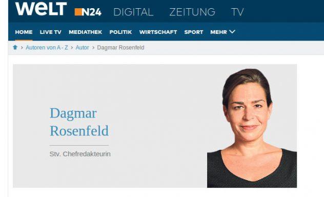 Dagmar Rosenfeld-Lindner - Faktum Magazin