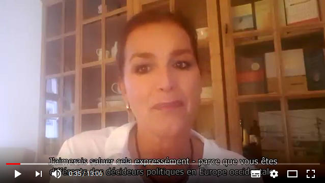 Tatjana Festerling - Youtube - Faktum Magazin