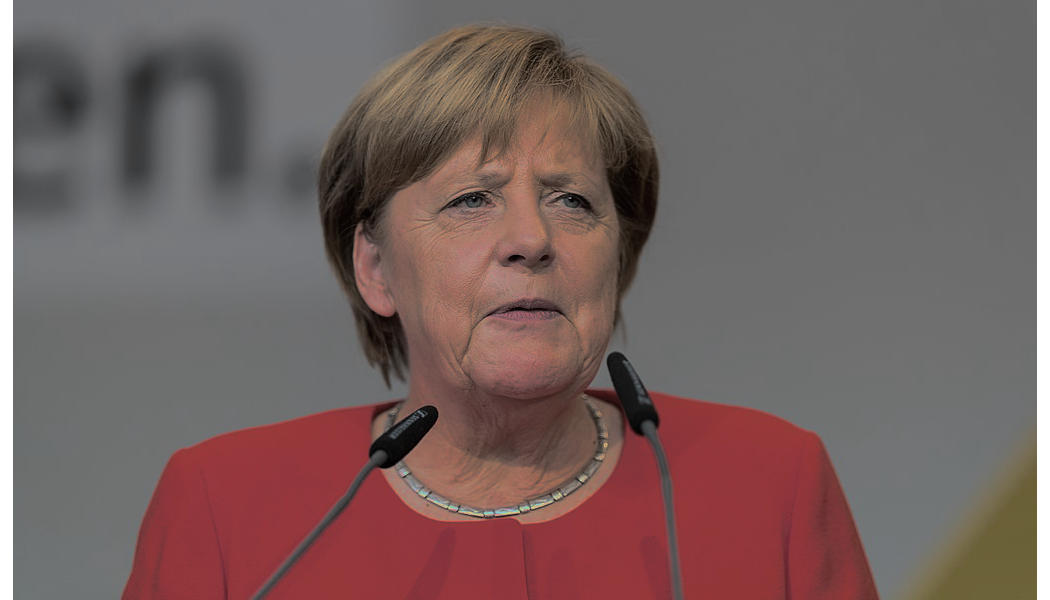 Kaiserin Merkel - Angela Merkel - Faktum Magazin
