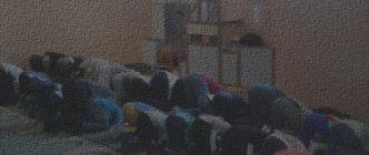 Zeitreise: Muslimische Gewalt vor der Moschee (2013)