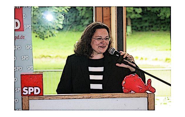 Andrea Nahles - SPD - Faktum Magazin