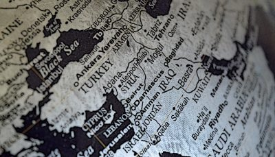 Naher Osten - Middle East - Faktum Magazin