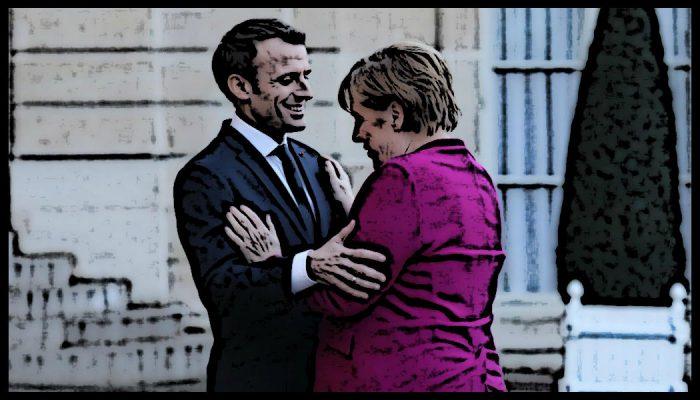 Marine Le Pen: Macron hat gegen das Völkerrecht verstoßen