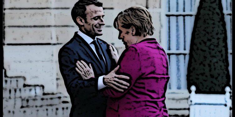 Merkel - Macron - Faktum Magazin