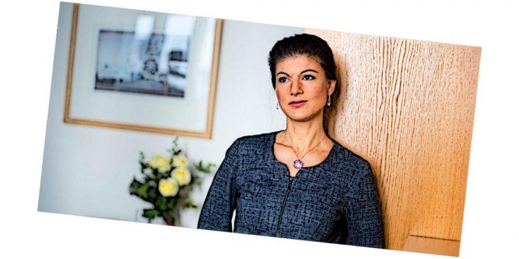 Sarah Wagenknecht - Die Linke - Faktum Magazin