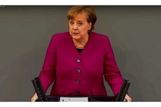 Angela Merkel - Regierungserklärung - Faktum Magazin