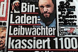 Bild - Bin Laden - Faktum Magazin