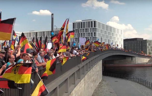 AfD-Demo Berlin II - Faktum Magazin