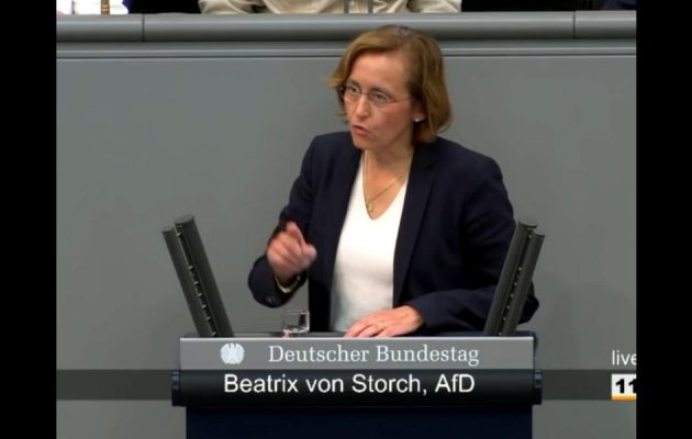 Beatrix von Storch - AfD - Faktum Magazin