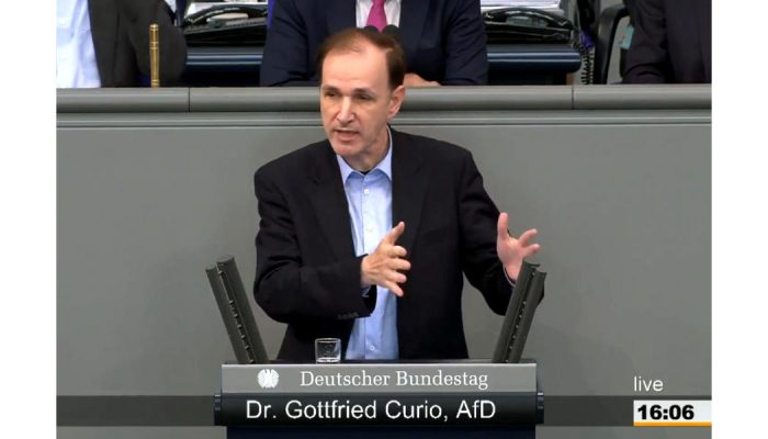 Willkommenskultur ist inhuman – Gottfried Curio