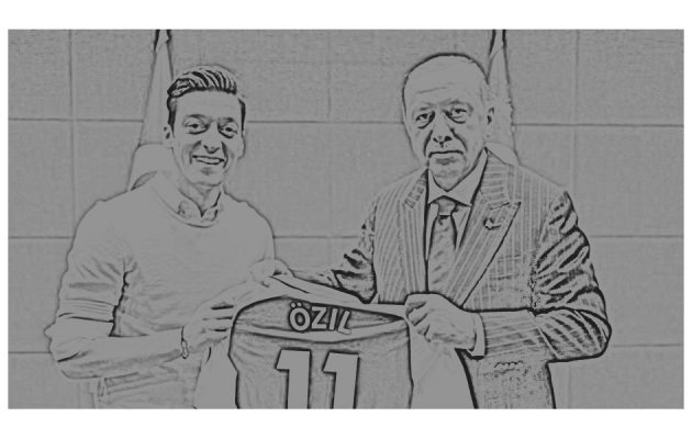 Özil - Erdogan - Faktum Magazin