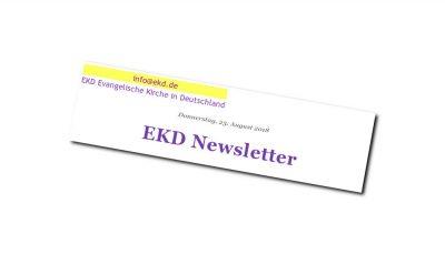 Klimagerechtigkeit - Evangelische Kirche - EKD Newsletter - Faktum Magazin