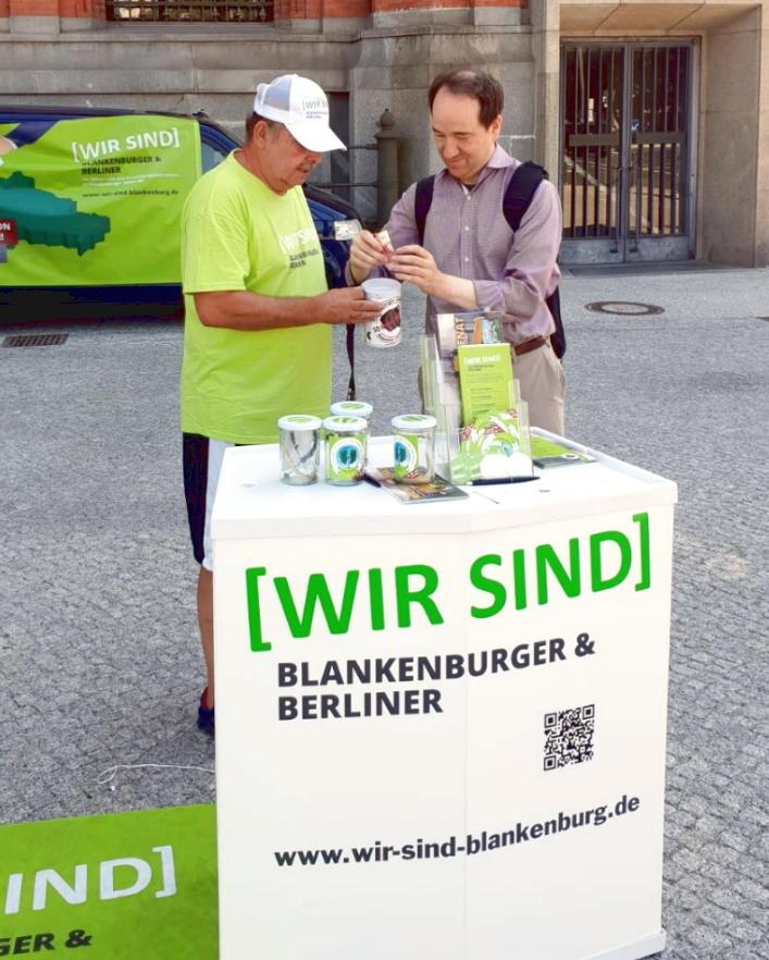 Wir sind Blankenburg - Hanno Bachmann - Rotes Rathaus