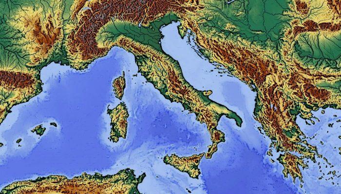 Verweis: Illegale Einwanderung nach Italien