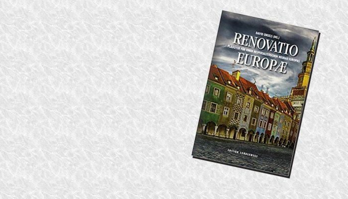 Buch: Renovatio Europae: Plädoyer für einen hesperialistischen Neubau Europas