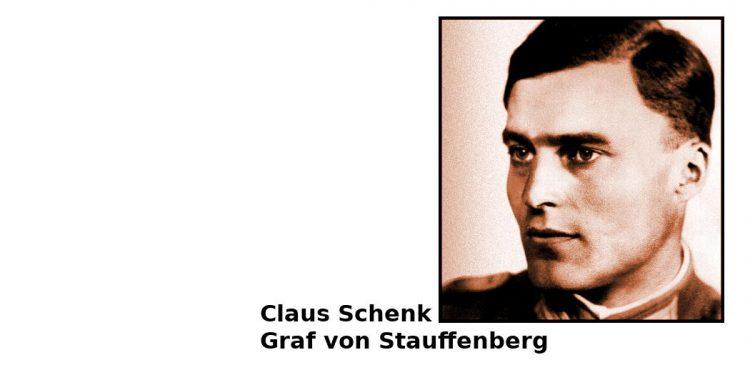 Claus Schenk Graf von Stauffenberg - Faktum Magazin