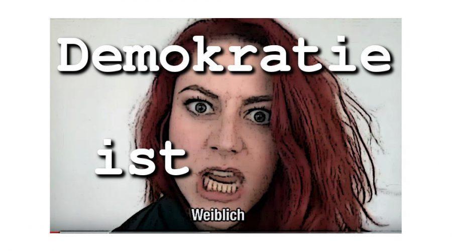 Demokratie ist weiblich - Faktum Magazin