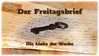 Fraitagsbrief - ungerade Woche