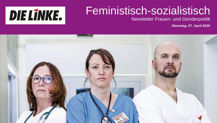 So sieht feministischer Sozialismus aus.